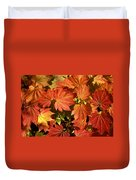 Autumn Leaves 01 Duvet Cover
