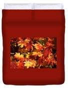 Autumn Leaves 09 Duvet Cover