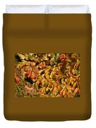 Autumn Leaves 83 Duvet Cover