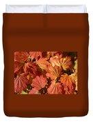 Autumn Leaves 98 Duvet Cover