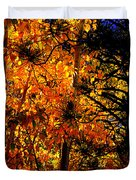 Autumn Leaves Duvet Cover