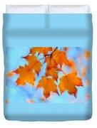 Autumn Light Duvet Cover