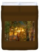 Autumn Light Symphony Duvet Cover