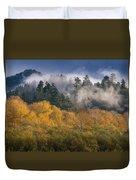 Autumn Mists Duvet Cover