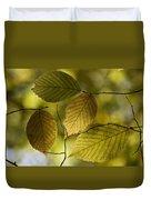 Autumn Mosaic Duvet Cover