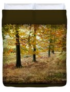 Autumn On Cannock Chase Duvet Cover
