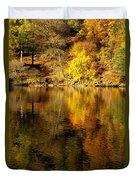 Autumn On Ullswater Duvet Cover
