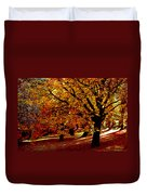 Autumn On Wombat Hill II Duvet Cover