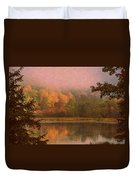 Autumn Paper Duvet Cover