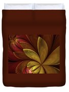 Autumn Plant Duvet Cover