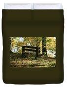 Autumn Pleasures Duvet Cover