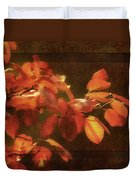 Autumn Promise Duvet Cover