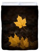 Autumn Remnant Duvet Cover