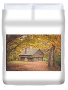 Autumn Retreat Duvet Cover