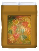 Autumn Rhapsody Duvet Cover