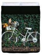 Autumn Ride Duvet Cover