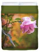 Autumn Rose Duvet Cover