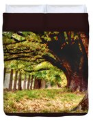 Autumn Shelter Duvet Cover
