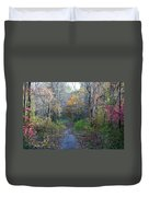 Autumn Silence No.2 Duvet Cover