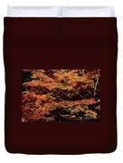 Autumn Solarisation 1 Duvet Cover