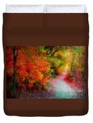 Autumn Splendor Duvet Cover