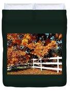 Autumn Splendor 10 Duvet Cover