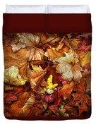 Autumn Splendour Duvet Cover