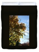 Autumn Sun Duvet Cover
