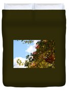 Autumn To Perfection Duvet Cover