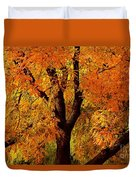 Autumn Tree Duvet Cover