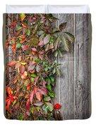 Autumn Vine Duvet Cover