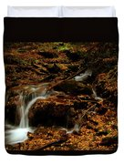 Autumn Washed Away Duvet Cover