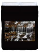 Autumn Waterfall Duvet Cover