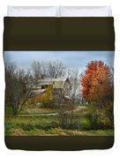 Autumn Winding Down Duvet Cover