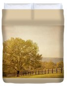 Autumn Wonders Duvet Cover