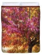 Autumn Xvii Duvet Cover