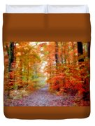 Autumn Xxi Duvet Cover