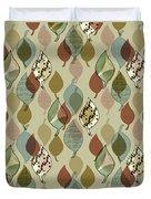 Autumnal Folly Duvet Cover