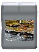 Autumnal Serenity Duvet Cover
