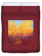 Autumn's Blaze Duvet Cover