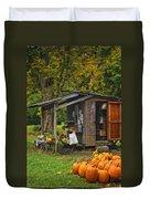 Autumn's Bounty Duvet Cover