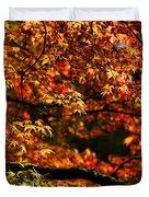 Autumn's Glory Duvet Cover