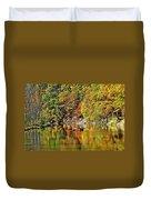 Autumns Glow Duvet Cover