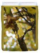Autumn's Wondrous Colors 1 Duvet Cover