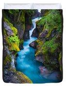 Avalanche Creek Duvet Cover