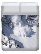 Avalanche II Duvet Cover