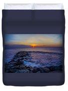 Avalon New Jersey Sunrise Duvet Cover