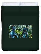 Avatar Duvet Cover