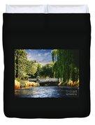 Avlon River Duvet Cover