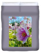 Avoca Wildflowers Duvet Cover